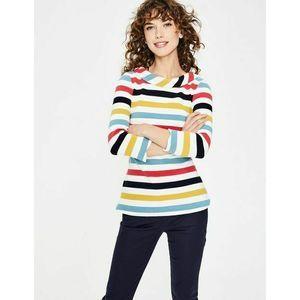 Boden Ponte Knit Top 8 Sarah Ottoman Striped